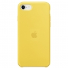 Apple iPhone 8 Silicone Case (HC) - Yellow рис.1