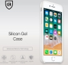Apple iPhone 8 Silicone Case (HC) - White рис.3