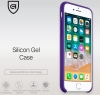 Apple iPhone 8 Silicone Case (HC) - Ultra Violet рис.3