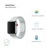 Armorstandart Link Bracelet для Apple Watch (42-44 mm) Silver (ARM49563) мал.2