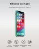 Apple iPhone XS/X Silicone Case (HC) - Sea Blue рис.2