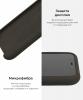 Apple iPhone XS/X Silicone Case (OEM) - Dark Olive рис.6