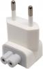 """Переходник """"Евро"""" для блоков питания Apple (OEM, no box) рис.1"""