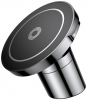 Baseus Big Ears Car Mount Wireless Charger Black (WXER-01) рис.2