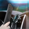 Baseus Big Ears Car Mount Wireless Charger Black (WXER-01) рис.3