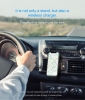 Baseus Big Ears Car Mount Wireless Charger Black (WXER-01) рис.4