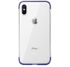 Baseus Armor Case for iPhone X Blue рис.1