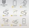 Защитное стекло ArmorStandart 3D PREMIUM для Apple iPhone X Black (ARM49865-G3D-BK) мал.9