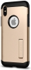 Spigen Case Slim Armor for iPhone X Champagne Gold (057CS22136) рис.2