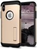 Spigen Case Slim Armor for iPhone X Champagne Gold (057CS22136) рис.3