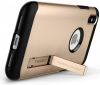 Spigen Case Slim Armor for iPhone X Champagne Gold (057CS22136) рис.5
