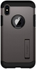 Spigen Case Tough Armor for iPhone X Gunmetal (057CS22161) рис.1
