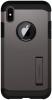 Spigen Case Tough Armor for iPhone X Gunmetal (057CS22161) мал.1