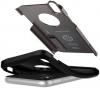 Spigen Case Tough Armor for iPhone X Gunmetal (057CS22161) мал.4