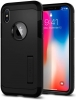 Spigen Case Tough Armor for iPhone X Matt Black (057CS22160) рис.3