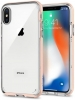 Spigen Case Neo Hybrid Crystal for iPhone X Blush Gold (057CS22173) рис.3
