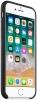 Apple iPhone 8 Leather Case (OEM) - Black рис.2
