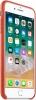 Leather Case Original for Apple iPhone 8 Plus (OEM) - Orange мал.2