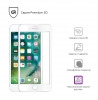 Защитное стекло ArmorStandart Full-Screen 3D PREMIUM для Apple iPhone 6S Plus/6 Plus White рис.2