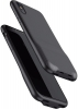 Baseus Audio Case for iPhone X (Audio+Charge/Double lightning) Black мал.2