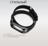 Ремешок силиконовый ArmorStandart двойной оборот для Xiaomi MiBand 2 Black рис.4