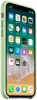 Apple iPhone X Silicone Case (HC) - Mint рис.2