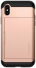 Spigen Case Slim Armor CS for iPhone X blush gold (057CS22157) рис.1