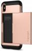 Spigen Case Slim Armor CS for iPhone X blush gold (057CS22157) мал.3