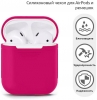 Airpods Silicon case+straps pink (in box) рис.2