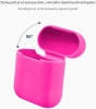 Airpods Silicon case+straps pink (in box) рис.4