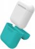 Airpods Silicon case+straps mint (in box) рис.7