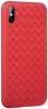 Чехол ArmorStandart Braid для iPhone X red рис.2
