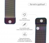Apple Milanese Loop Band for Apple Watch 38mm/40mm Rainbow рис.2
