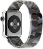 Apple Milanese Loop Band for Apple Watch 38mm Camo рис.2