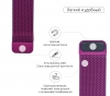 Apple Milanese Loop Band for Apple Watch 42mm Purple рис.2