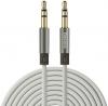 Baseus Fluency Series AUX Audio Cable 1.2M Sky Grey (WEBASEAUX-LA0G) рис.1