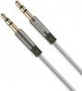 Baseus Fluency Series AUX Audio Cable 1.2M Sky Grey (WEBASEAUX-LA0G) рис.4