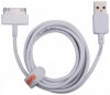 Baseus Bold apple data cables 1.2M WHITE (CAAPPRO-02) рис.1