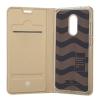 Dux Ducis Xiaomi Redmi 5 PU Flip Leather Book Cover Gold мал.2