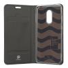 Dux Ducis Xiaomi Redmi 5 PU Flip Leather Book Cover Black мал.2