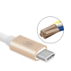 Baseus Gather Series Type-C to Apple Cable 1M Luxury gold (CATYPEC-AP0V) рис.2