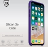 Apple iPhone X Silicone Case (HC) - Ultra Violet рис.2