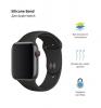 Armorstandart Sport Band (3 Straps) для Apple Watch 42-44 mm Black (ARM49097) мал.2