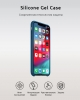 Apple iPhone XS/X Silicone Case (HC) - Cosmos Blue рис.2