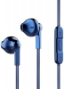Baseus Times think Encok H03 drive-by-wire headphones Blue (NGH03-03) рис.1