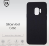 Панель Armorstandart Silicone Case для Samsung Galaxy S9 (G960) Black (ARM51386) рис.2