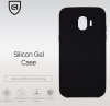 Панель Armorstandart Silicone Case для Samsung Galaxy J2 Pro (J250) Black (ARM51383) рис.2