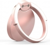 Metal ring 360 rotation for phone Rose Gold рис.1