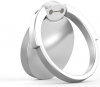 Metal ring 360 rotation for phone Silver мал.1