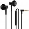 Xiaomi Dual-Unit Halh-Ear Headphones black мал.1